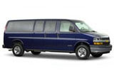 Car rental 10 seater